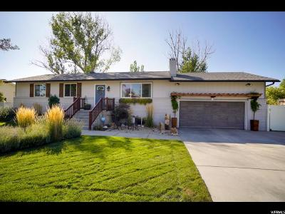 Clearfield Single Family Home Under Contract: 165 N 1250 W