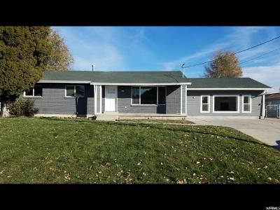 Syracuse Single Family Home For Sale: 2623 S 2000 W