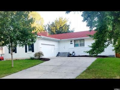 Springville Single Family Home For Sale: 490 Glenwood Dr