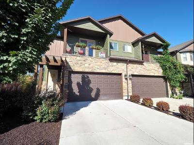Midvale Townhouse Under Contract: 7888 S Summer Station Way E