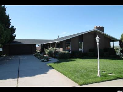 Orem Single Family Home For Sale: 305 W 1700 S