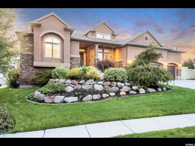 West Jordan Single Family Home For Sale: 8078 S Lake Powell Rd W