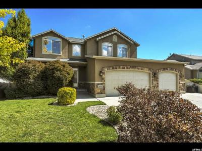 West Jordan Single Family Home For Sale: 6669 S Early Dawn Dr