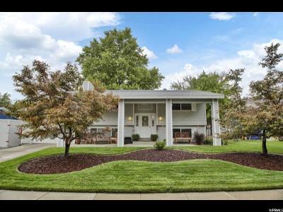 Sandy Single Family Home For Sale: 609 Aloha Ln