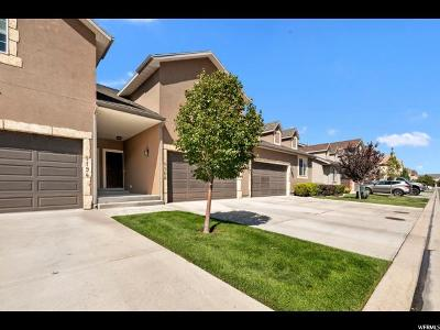 Spanish Fork Townhouse For Sale: 1188 S 2880 E