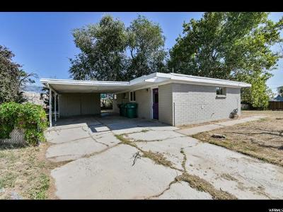 Clearfield Single Family Home For Sale: 905 E Birch St S