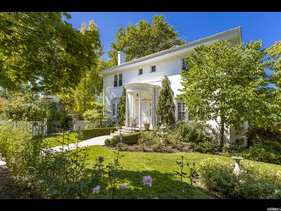 Single Family Home For Sale: 93 N Laurel St E