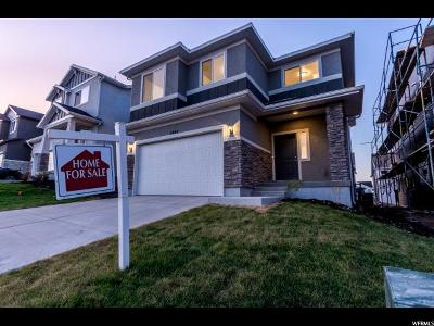 Herriman Single Family Home For Sale: 3444 W 15000 S #111