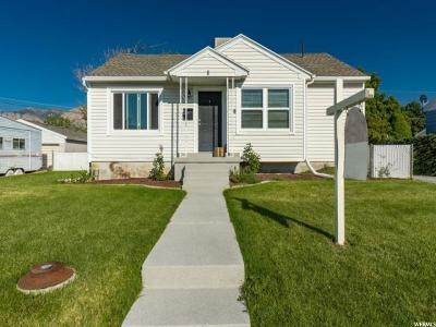 South Ogden Single Family Home For Sale: 8 Yale Dr