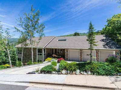 Bountiful Single Family Home For Sale: 2585 E Cave Hollow Way