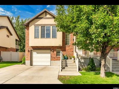 Bountiful Townhouse For Sale: 1769 N Pages Place Dr