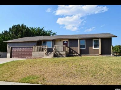 Price UT Single Family Home For Sale: $225,000