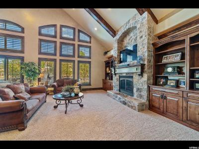 Herriman Single Family Home For Sale: 14833 S New Maple Dr W