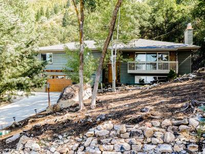 Single Family Home For Sale: 4505 S Gilead Way