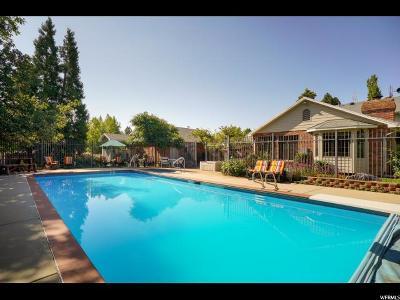 South Ogden Single Family Home For Sale: 2418 E 6150 S