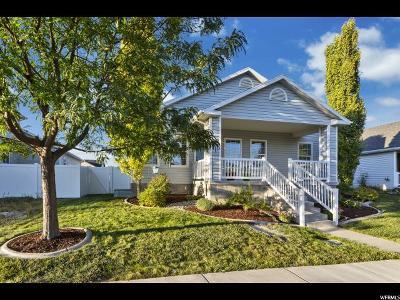Eagle Mountain Single Family Home For Sale: 1813 E Cedar St