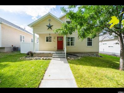 Eagle Mountain Single Family Home For Sale: 7647 N Sparrow Hawk Way