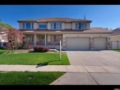 Sandy Single Family Home Under Contract: 480 E Sandy Oaks Dr S