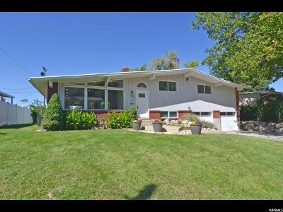 South Ogden Single Family Home For Sale: 774 Lavina Dr