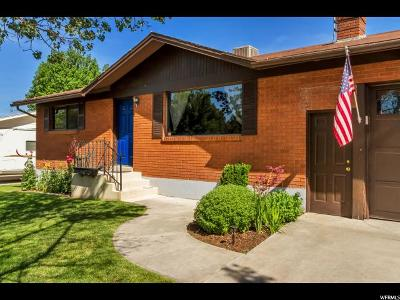 North Ogden Single Family Home For Sale: 472 E 1900 N