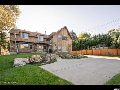 Single Family Home For Sale: 9395 S 3200 E
