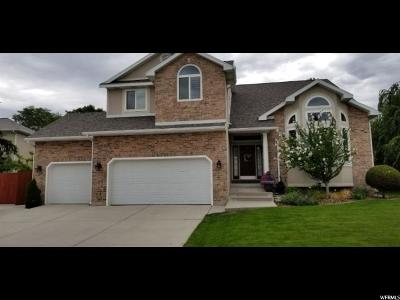 Sandy Single Family Home For Sale: 1891 Fall View Dr
