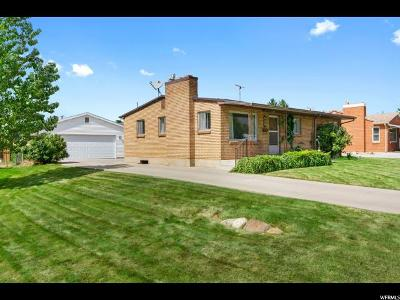 American Fork Single Family Home For Sale: 609 N 300 W