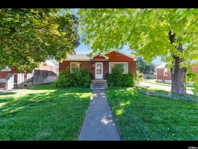 Clearfield Single Family Home For Sale: 333 S 700 E