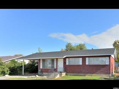 Sandy Single Family Home For Sale: 973 Sego Lily Dr