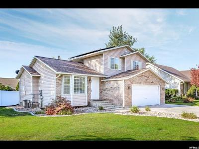 Pleasant Grove Single Family Home For Sale: 533 W 1000 N