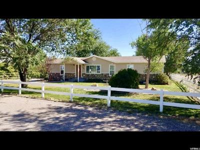 Single Family Home For Sale: 88 E 200 S