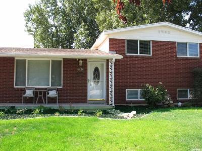 Midvale Single Family Home For Sale: 6684 S 230 E