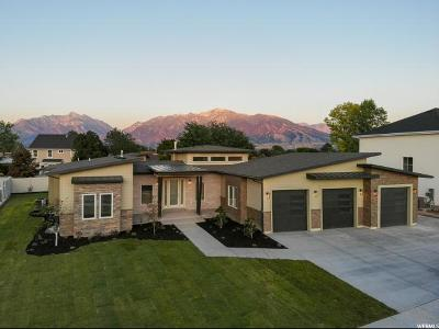 Riverton Single Family Home For Sale: 11947 S Laurel Chase Dr
