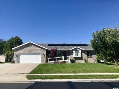 West Jordan Single Family Home For Sale: 8516 S 4770 W