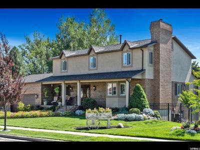 Farmington Single Family Home For Sale: 1647 W 1410 N