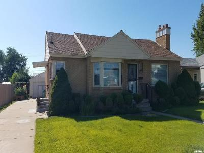 Roy Single Family Home For Sale: 5375 S 2200 W