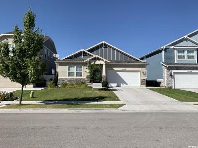 West Jordan Single Family Home For Sale: 6664 W Terrace Top Ln