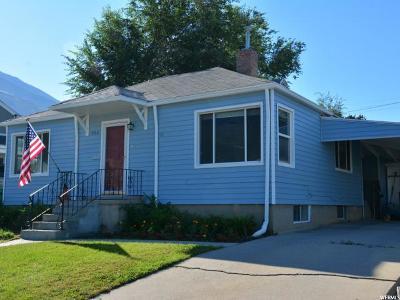 Provo Single Family Home For Sale: 1206 E 460 St S