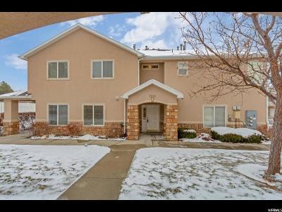 West Jordan Townhouse For Sale: 7116 S Kristlyn Ln W