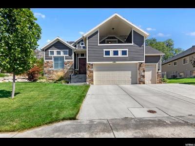 Pleasant Grove Single Family Home For Sale: 1184 N 580 E