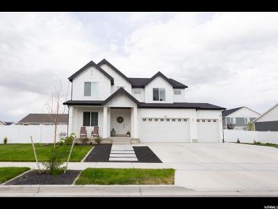 Saratoga Springs Single Family Home For Sale: 96 E Paradise Ct