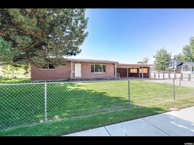 West Point Single Family Home For Sale: 3981 W 300 N