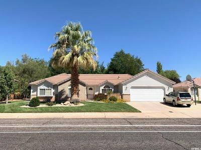 St. George Single Family Home For Sale: 1918 Lava Flow Dr