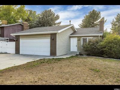 Sandy Single Family Home For Sale: 8134 S 805 E