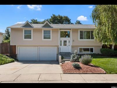 Sandy Single Family Home For Sale: 264 E 9545 S