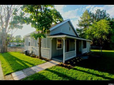 Sandy Single Family Home For Sale: 237 E 8760 S
