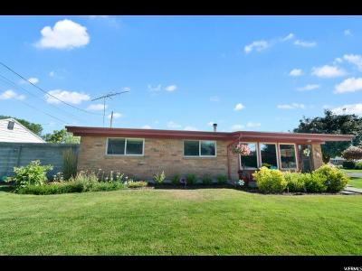 Provo Single Family Home For Sale: 891 W 900 N