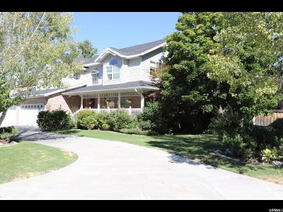 Spanish Fork Single Family Home For Sale: 963 E Crosswinds Dr
