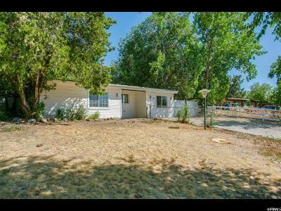 Sandy Single Family Home For Sale: 10195 S Zinnia Way