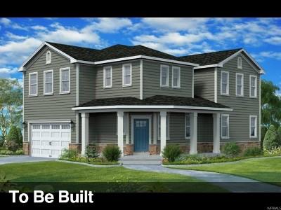 West Jordan Single Family Home For Sale: 5431 W 9080 S #81